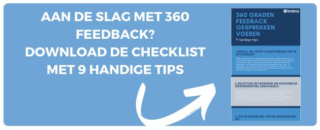 360 feedback tips