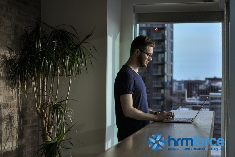 Personeels informatie systeem of hrm software, hrmforce