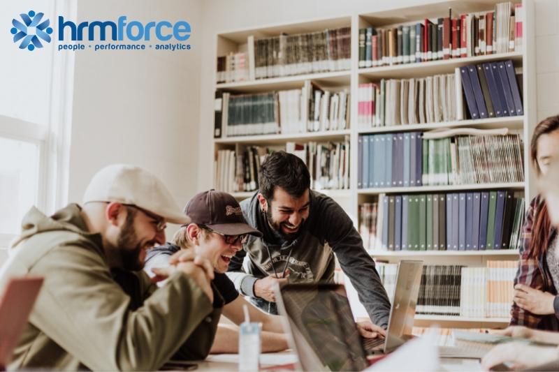 hrmforce bedrijfscultuur analyseren