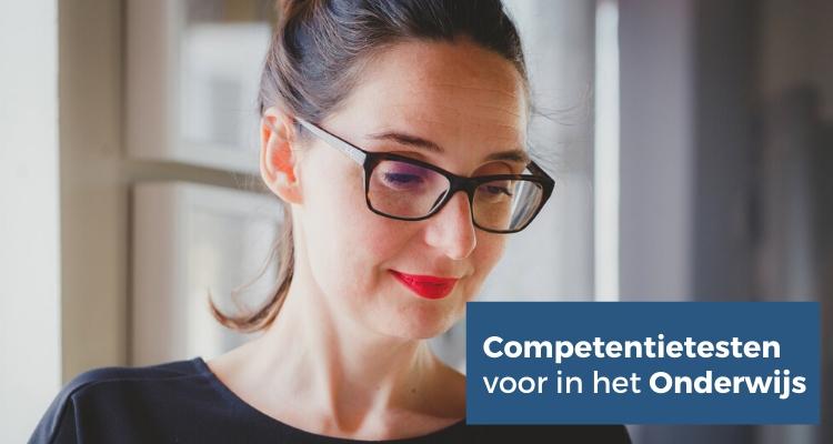 competentietesten onderwijs hrmforce