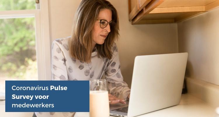 Coronavirus Pulse Survey voor medewerkers