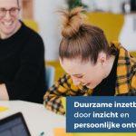Duurzame inzetbaarheid door inzicht en persoonlijke ontwikkeling