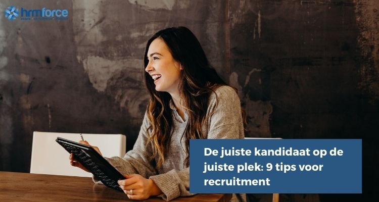 9 tips voor recruitment