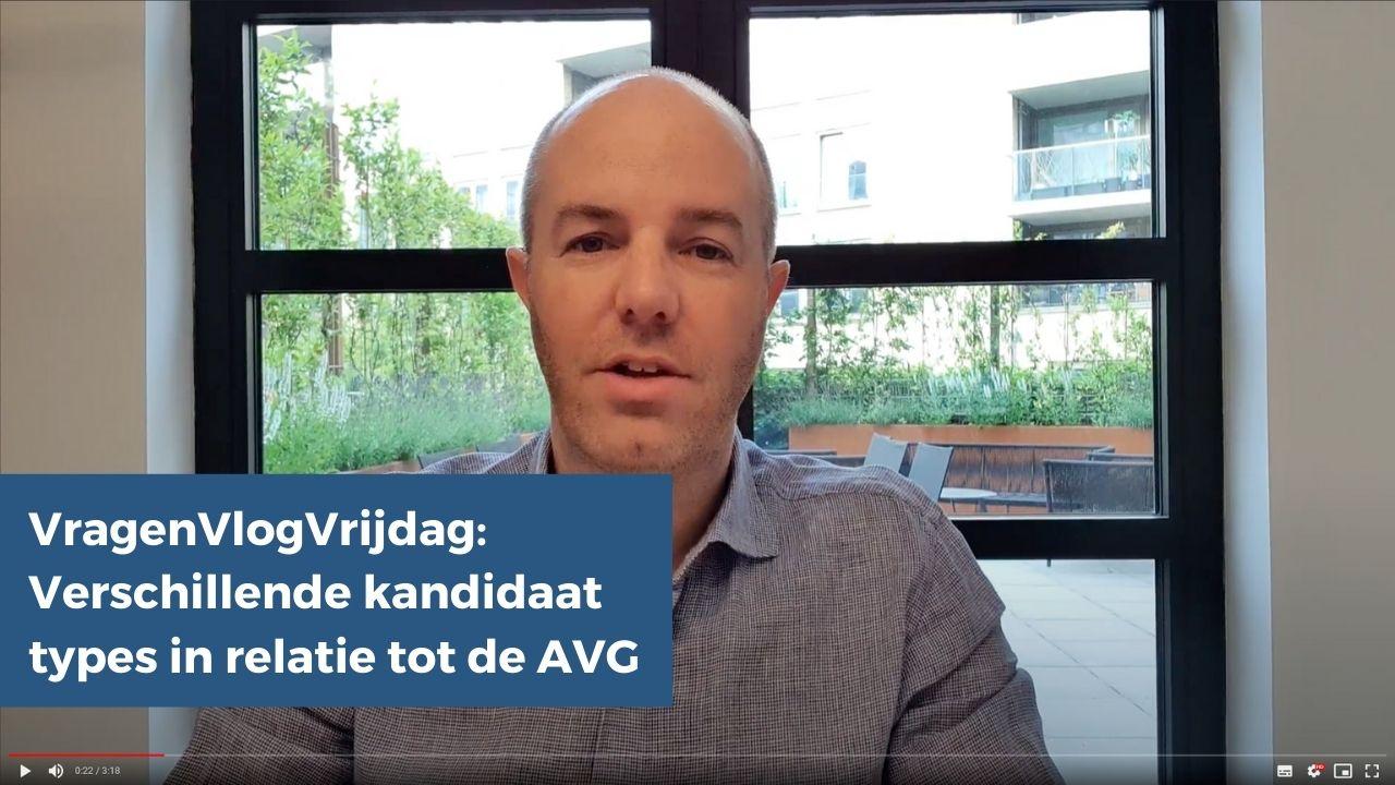 VragenVlogVrijdag AVG hrmforce