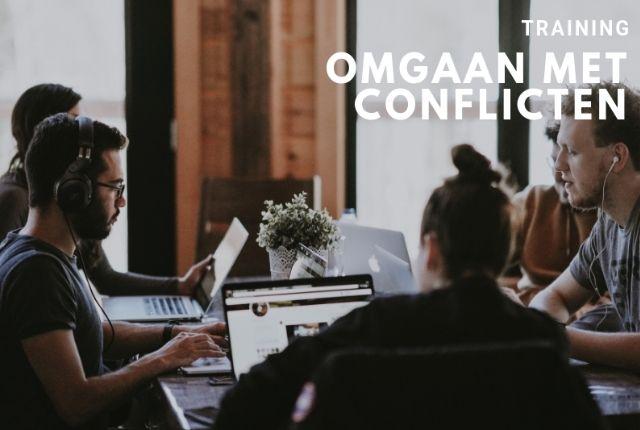 Training Omgaan met conflicten